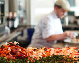 More than 25,000 workers from the food and accommodation sector filed unemployment claims last week in Massachusetts, the sector with the most unemployment claims in the Bay State. (Sam Nota, Paul Vakalis/Creative Commons)