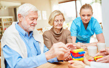 More than 430,000 Tennesseeans are family caregivers for someone with Alzheimer's disease or dementia. But are they prepared for dealing with their loved one during the pandemic? (Adobe Stock)