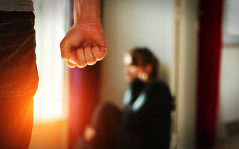 The lack of privacy during stay-at-home orders can make accessing domestic violence services more difficult for the people who need them. (sdecoret/Adobe Stock)