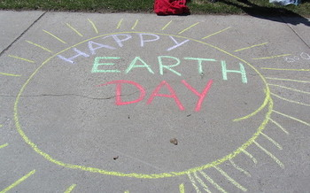 The 50th anniversary of Earth Day is being celebrated through online broadcasts over the next three days. (Booker Smith/Flickr)
