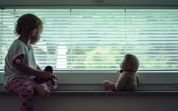 With children away from school and daycare settings, their teachers and other trusted members of the community are unable to report suspected cases of child abuse and neglect. (Adobe Stock)