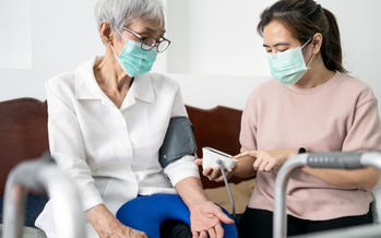 According to USA Today, the coronavirus has been found in at least 2,300 of the nation's nursing homes. (Adobe Stock)