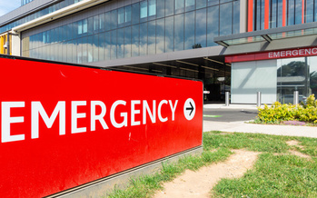According to a recent study, there was a 38% reduction in emergency room procedures for heart attacks during the last week of March. (Adobe Stock)