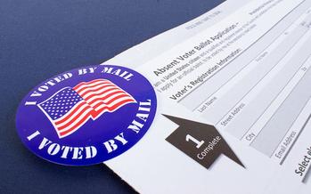 Around 40% of Kentuckians voted in the November 2019 gubernatorial election. (Adobe Stock)