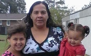 Katina Locklear (pictured) of Robeson County, N.C. was murdered in 2018. The case remains unsolved. (Jane Jacobs)