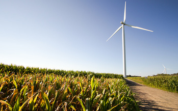 According to one trade group, Iowa has more than 9,000 wind-energy jobs. (Adobe Stock)