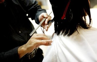 According to federal OSHA guidelines, hair salons are