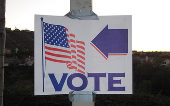 Young people, ages 18 to 25, will make up 40% of Idaho's voting population in the November election. (kgroovy/Flickr)