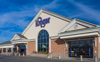Kroger workers report having to pick up used masks and gloves after customers leave them in carts, and say many aren't following social-distancing guidelines. (Adobe Stock)