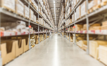 Amazon warehouses have been hotspots for COVID-19 cases nationwide. (Adobe Stock)<br />