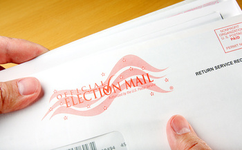 Oregon's May 19 primary could help officials work out any kinks in voting before the November general election. (Scott Van Blarcom/Adobe Stock)