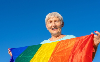National Honor Our LGBT Elders Day celebrates the contributions of overlooked gay and lesbian seniors in the United States. (Adobe Stock)