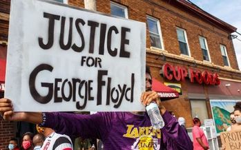 Protests erupted in Minneapolis and St. Paul this week following the police killing of George Floyd. (Adobe Stock)