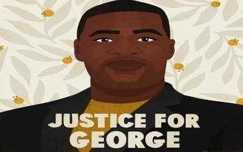 Community-based activists say they will continue demanding full justice for George Floyd following his death at the hands of a Minneapolis police officer. (momsrising.org)