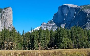 Yosemite is one of 28 national park sites in California that would receive funds for maintenance through the Great American Outdoors Act. (Schick/Morguefile)