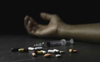 Drug-overdose deaths rose for African-Americans across the nation in 2018, according to a new report. (Adobe stock)