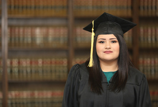 Immigrant college graduates in the class of 2020 missed traditional graduation ceremonies due to the coronavirus. (Adobe Stock)<br />