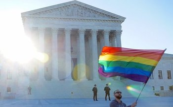 Monday's Supreme Court decision could serve as precedent to strike down anti-LGBTQ discrimination in other arenas such as housing and education. (Charlotte Florito/Wikimedia Commons)