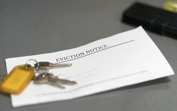 Virginia Gov. Ralph Northam has banned evictions in the state until June 30, a response to the high unemployment rate in the pandemic, but it may not be deterring some property owners. (Adobe Stock)