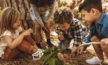 Nationwide, time spent in such outdoor spaces as parks, beaches and community gardens has shrunk as people continue to stay indoors to avoid spread of COVID-19. (Adobe Stock)<br />