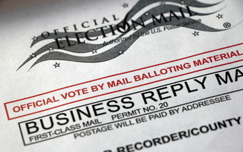 Some Maryland residents didn't receive their mail-in ballots in time for the state's mail-in primary election last week. (Adobe Stock)