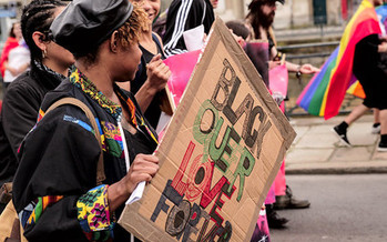 Leaders of many equality organizations are pledging to take action in supporting the #BlackLivesMatter movement. (Amanda Hinault/Flickr)