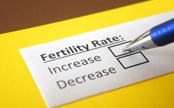 According to the CDC, South Dakota had a fertility rate of 73.6 in 2018, the highest in the nation. (Adobe Stock)