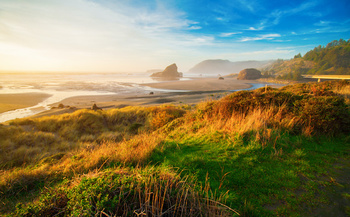 A bill in Congress would create a $3 billion program for coastal restoration projects. (Iriana Shiyan/Adobe Stock)