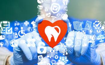 La salud oral está vinculada a la salud del corazón y a males crónicos, como la diabetes. (wladimir1804/Adobe Stock)
