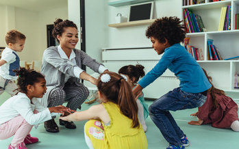 In Wisconsin, according to a new report, the gap between students and teachers of color rose from about 19 percentage points in 2009 to 25 points in 2019. (Adobe Stock)