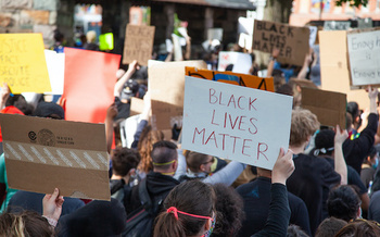 Protests have been ongoing since George Floyd's death in May. (JP Photography/Adobe Stock)