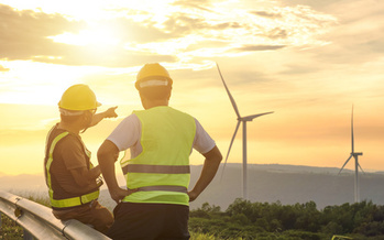 According to the U.S. Energy Information Administration, South Dakota's wind turbines generated about 24% of the state's electricity in 2019. (Adobe Stock)