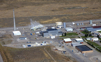 NuScale is developing a nuclear reactor project at the Idaho National Laboratory. (Idaho National Laboratory/Flickr)