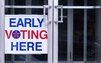 Tennessee ranks 40th in the nation for voter registration. (Adobe Stock)<br />