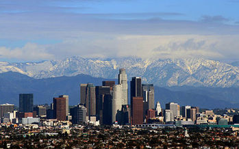 The PUBLIC Lands Act would further protect many sensitive areas in California, including the San Gabriel Mountains outside of Los Angeles. (Flickr)