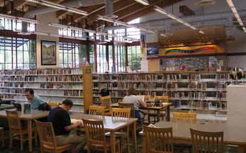 Libraries say funds such as those from the Library Stabilization Fund Act will be crucial to reopening their buildings. (brewbooks/Flickr)