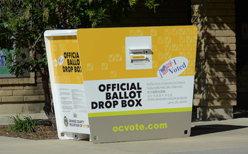 Several other states allow voters to cast mail-in ballots in secure dropboxes. (Steve Cukrov/Adobe Stock)