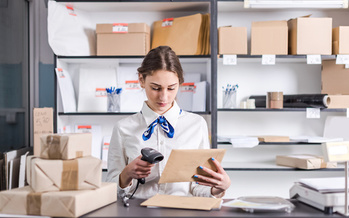 Many retailers who have made the switch from brick-and-mortar to online-only sales during the pandemic are relying heavily on their local postal service. (Adobe Stock)