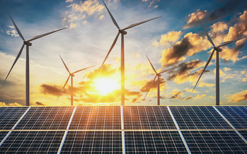 Utility company Avista has committed to providing 100% clean energy by 2045. (lovelyday12/Adobe Stock)