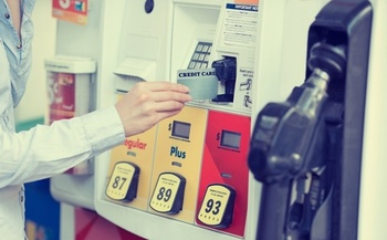 Gas prices in Michigan are $2.10 on average, the same as the national average. (Adobe Stock)