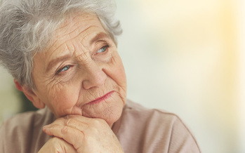 Social isolation can worsen cognitive ability and lead to premature death in older adults. (Adobe Stock)
