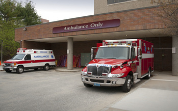 A new study says since the start of the pandemic, 911 calls for emergency medical services in the United States have dropped by 26% compared with the past two years. (Adobe Stock)
