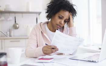 About half of Black student borrowers who entered college in 2004 defaulted on their student loans within 12 years. (Adobe Stock)