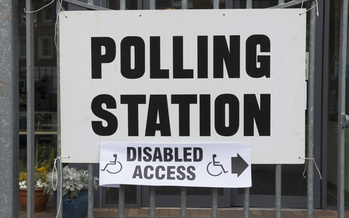 Iowa's secretary of state has worked with advocates to reach out to people with disabilities, reminding them of the options they have in voting during a pandemic. (Adobe Stock)