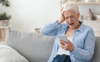 It's believed that in cases of elder fraud, just one out of every 23 incidents is reported to authorities. (Adobe Stock)