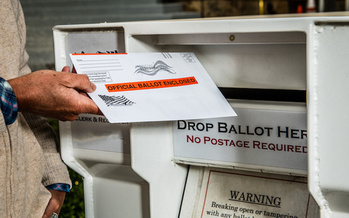 Missing the deadline is the most common reason absentee ballots are rejected nationwide. (Adobe Stock/Alcorn Imagery)