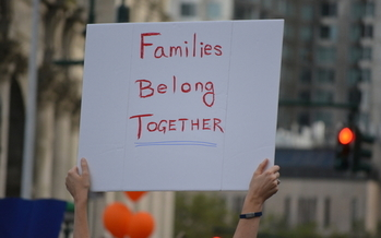Some faith leaders believe the Trump administration's family separation policy disrupts the sanctity of families. (Adobe stock)<br /><br />