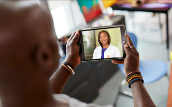 Virtual visits have increased from 20% of all visits to 65% since the start of the COVID-19 pandemic. (Kaiser Permanente)
