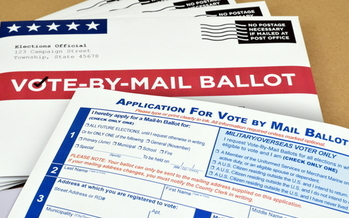 While many Montanans hope to vote by mail in the November election, a pending lawsuit could take away that choice. (Adobe Stock)