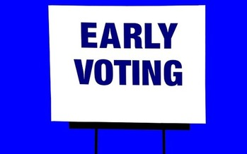 Early voting for the Nov. 3 general election is scheduled to start on Oct. 13 in Texas, but a lawsuit is pending. (paulbr75/Pixabay)